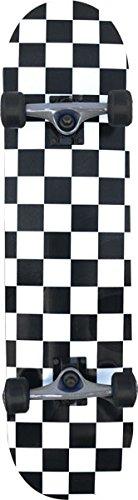 Yocaher-Checker-Complete-Skateboard